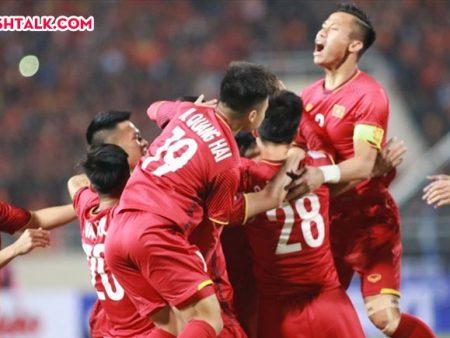 Việt Nam khó khăn khi rơi vào bảng G vòng loại World Cup 2022
