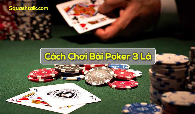 bai Poker 3 la