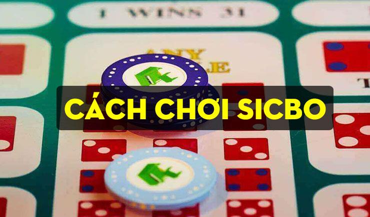 Huong dan choi Sicbo Online