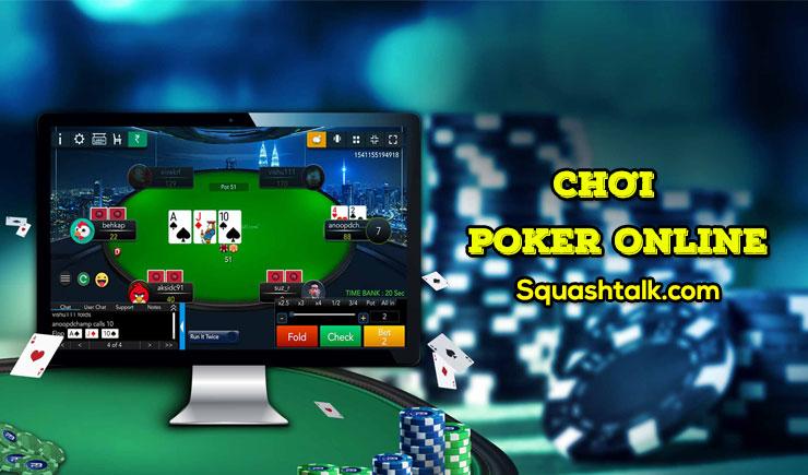 Gioi thieu Poker Online