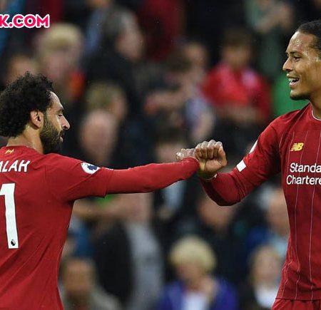 Liverpool 4-1 Norwich – Salah tỏa sáng tạo bước đà thuận lợi cho The Kop