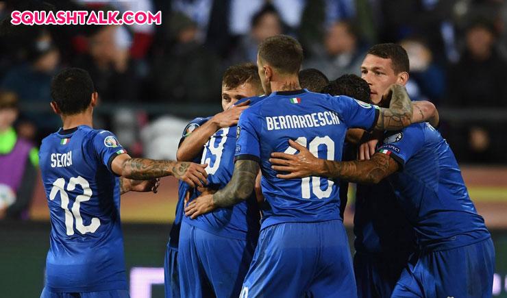 Tây Ban Nha và Italia tiến gần với tấm vé tham dự VCK EURO 2020