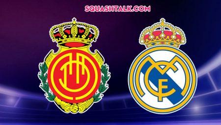 Soi kèo tỷ số nhà cái Mallorca vs Real Madrid, 02h00 ngày 20/10/2019