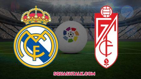 Soi kèo Real Madrid vs Granada, 21h00 ngày 05/10: Cuộc đua Top đầu