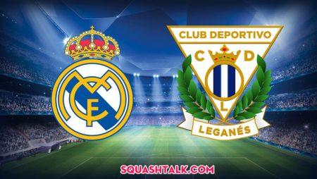 Soi kèo tỷ số nhà cái trận Real Madrid vs Leganes, 03h15 – 31/10/2019