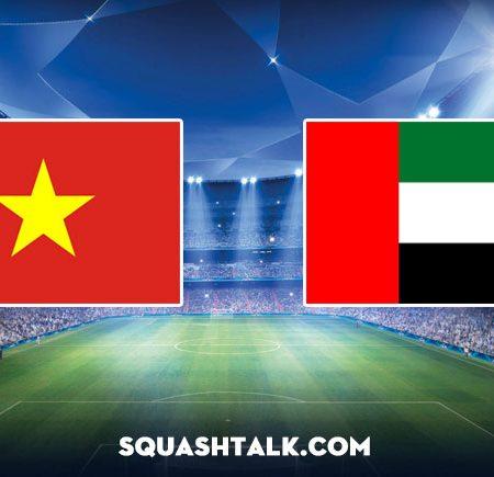 Soi kèo trận Việt Nam vs UAE, 20h00 – 14/11/2019: Tỷ lệ kèo nhà cái