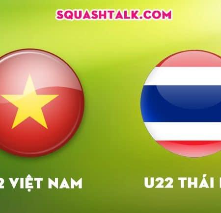 Soi kèo nhà cái 188bet trận U22 Việt Nam vs U22 Thái Lan, 15h00 – 05/12