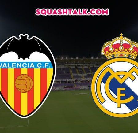 Soi kèo nhà cái Valencia vs Real Madrid, 03h00 – 16/12: Vòng 17 La Liga