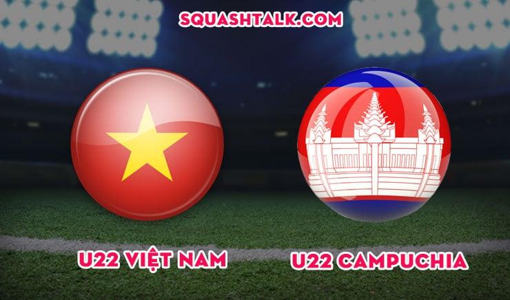 Soi kèo trận U22 Việt Nam vs U22 Campuchia, 19h00 – 07/12: Kèo nhà cái