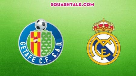 Soi kèo bóng đá trận Getafe vs Real Madrid, 22h00 – 04/01/2020