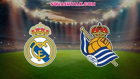 Soi kèo tỷ số trận Real Madrid vs Real Sociedad, 01h00 – 07/02