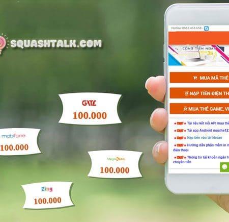 Cá cược bóng đá bằng thẻ cào điện thoại an toàn cho người chơi