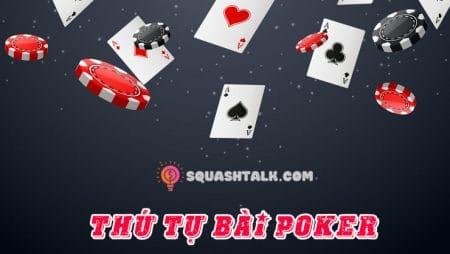 Thứ tự bài Poker và top 7 bài tẩy tốt nhất trong Poker tại FB88