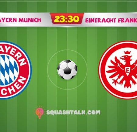 Soi kèo W88 trận Bayern Munich vs Eintracht Frankfurt, 23h30 – 23/05