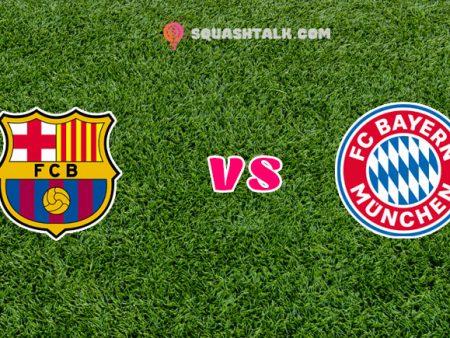 Soi kèo FB88 trận Barcelona vs Bayern Munich, 02h00 – 15/08/2020