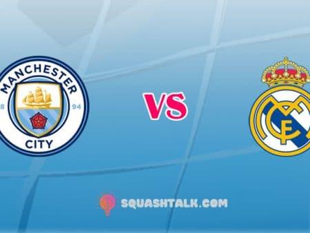 Soi kèo 188BET trận Manchester City vs Real Madrid, 02h00 – 08/08