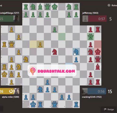 Cách chơi cờ vua online thắng nhanh trước mọi người chơi