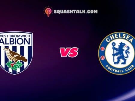 Soi kèo 188BET trận West Brom vs Chelsea, 23h30 – 26/09/2020
