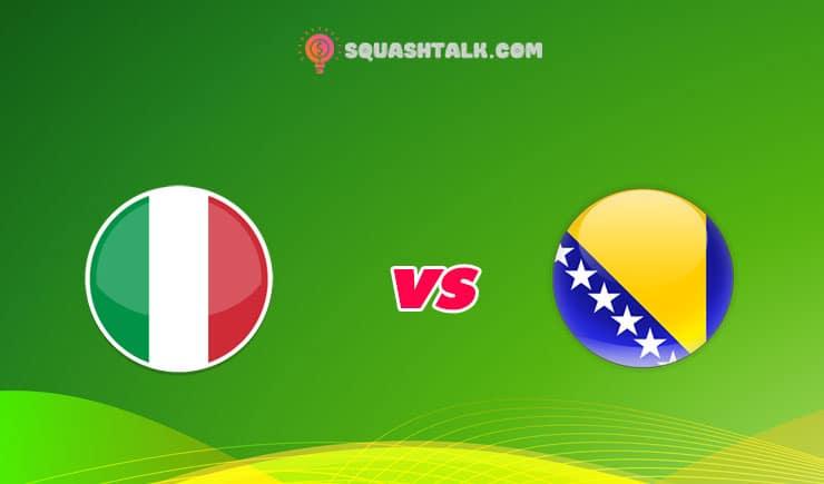 Nhận định FB88 trận Italy vs Bosnia & Herzegovina, 01h45 – 05/09