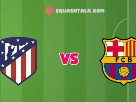 Soi kèo FB88 trận Atletico Madrid vs Barcelona, 03h00 – 22/11