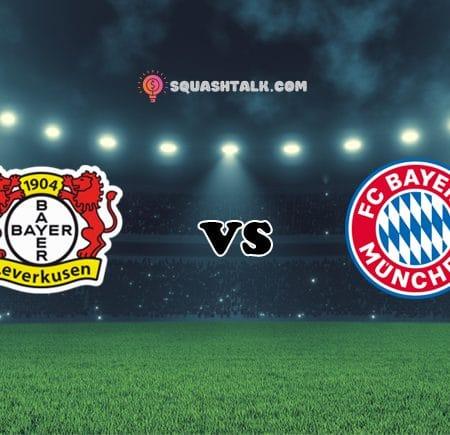 Soi kèo FUN88 trận Bayer Leverkusen vs Bayern Munich, 00h30 – 20/12