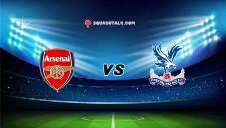 Soi kèo trận đấu bóng đá Arsenal vs Crystal Palace, 03h00 – 15/01