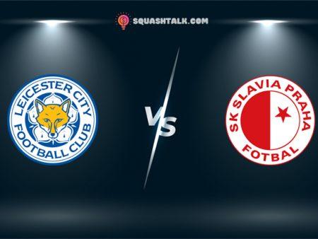 Soi kèo 1xBET trận Leicester City vs Slavia Praha, 03h00 – 26/02