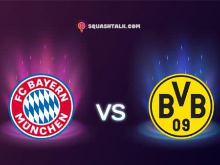 Soi kèo bóng đá FB88 trận Bayern Munich vs Dortmund, 00h30 – 07/03