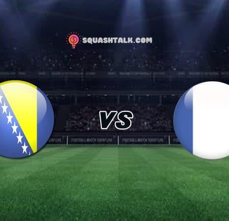 Cùng 1xBET soi kèo Bosnia & Herzegovina vs Pháp, 01h45 – 01/04