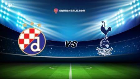 Soi kèo 1xBET trận đấu Dinamo Zagreb vs Tottenham, 00h55 – 19/03