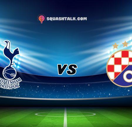 Soi kèo tỷ số FUN88 trận Tottenham vs Dinamo Zagreb, 03h00 – 12/03