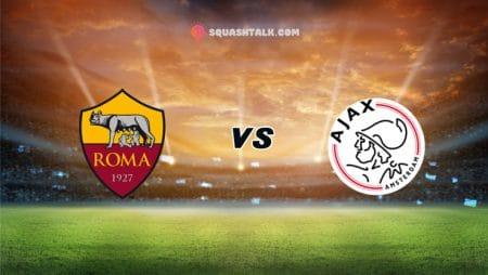 Nhận định V9BET trận AS Roma vs Ajax Amsterdam, 02h00 – 16/04