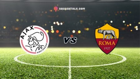 Soi kèo nhà cái 12BET trận Ajax Amsterdam vs AS Roma, 02h00 – 09/04