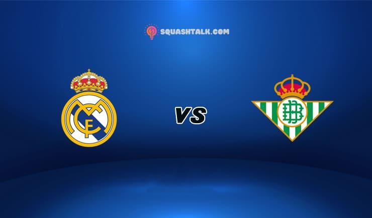 Soi kèo bóng đá 12BET trận Real Madrid vs Real Betis, 02h00 – 25/04