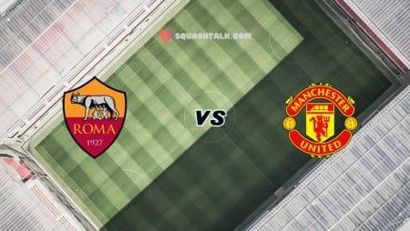 Soi kèo Dafabet trận AS Roma vs Manchester United, 02h00 – 07/05