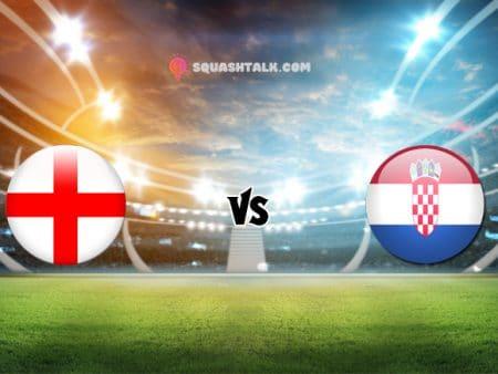 Soi kèo nhà cái Dafabet trận Anh vs Croatia, 20h00 – 13/06