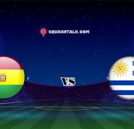 Soi kèo tỷ số FUN88 trận Bolivia vs Uruguay, 04h00 – 25/06