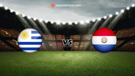 Soi kèo nhà cái M88 trận Uruguay vs Paraguay, 05h00 – 04/06