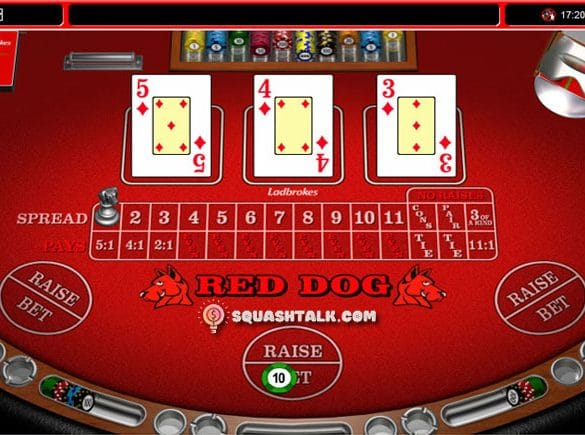 Bài Red Dog – Luật chơi và Cách chơi bài Red Dog từ Fun88az