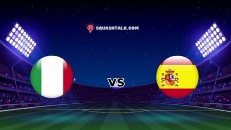 Soi kèo M88 trận đấu Italia vs Tây Ban Nha, 02h00 – 07/07