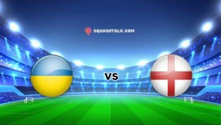 Soi kèo tỷ số W88 trận đấu Ukraine vs Anh, 02h00 – 04/07