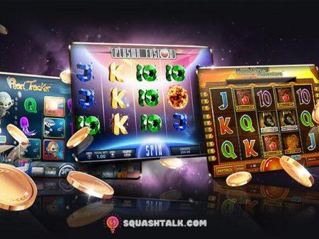 Slot trực tuyến vs Slot chơi trên máy: Kiểu nào để dễ thu lời hơn
